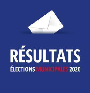 Election municipale 2020, les résultats
