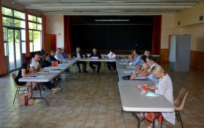 Conseil Municipal du 4 Juillet 2020