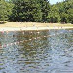 contrôle sanitaire des eaux de baignades du Lac du Coiroux
