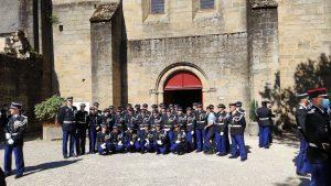 Baptême de Promotion – école de gendarmerie de tulle